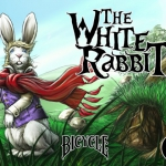 New Bicycle White Rabbit deck. The rabbit that was always late