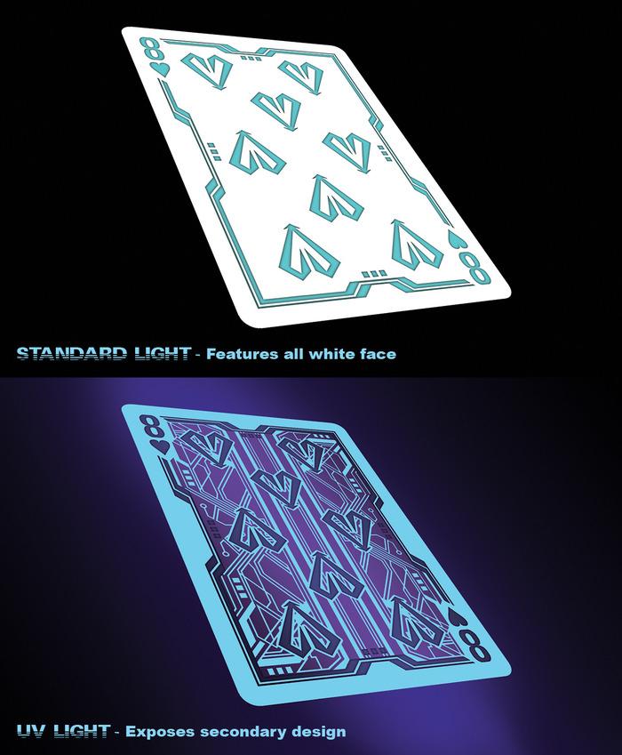 Uv poker cards