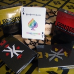 Received the Vanda decks. Waiting for Polaris and new release soon by David Goldklang