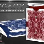 Relaunch of Bicycle Legacy Playing Cards. Taste of the tradition in a modern design