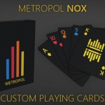 Metropol NOX deck. Fluorescent and LUXurious minimalism