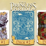The Princess Bride Playing Cards. Three charming decks