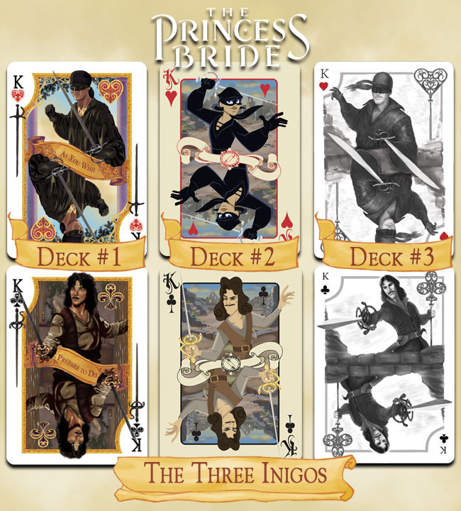 amazon princess bride playing cards