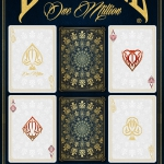 "Bicycle One Million Playing Cards. Second deck of the ""Premium Collection"" by Elite"