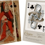 Origins deck. The search for the Grail