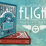 Bicycle Flight Decks. A tribute to 100 years of aviation