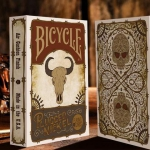 Plugged Nickel Playing Cards. The skeleton cowboys strike back