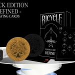 Refined Bicycle Deck. Simple and elegant