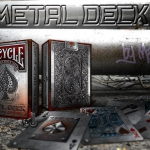 METAL DECK by Max. The very first one of a series