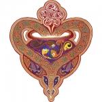Cultúrlán Celtic Myth deck. The dark side of the Celtic culture