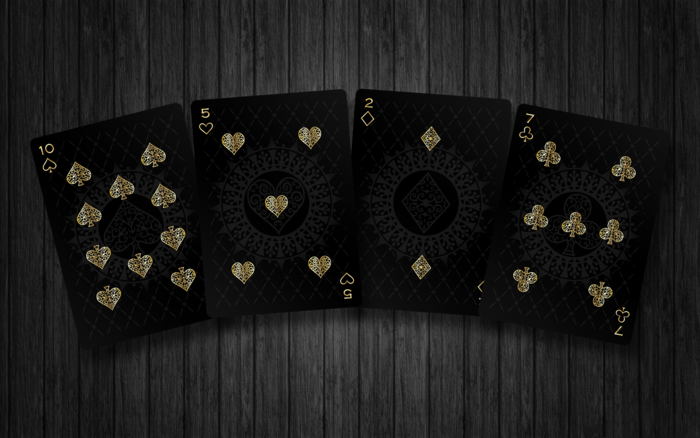 Defunctorum Numberednox Max Playing Cards