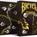 Bicycle Sky Descender Playing Cards. Chinese fables and tradition