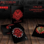 Defunctorum Cruor Playing Cards. The deck with metallic blood