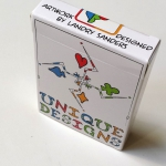 Unique Design Playing Cards. A colorful and Unique Design