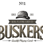 BUSKERS Playing Cards take to the street