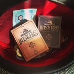 BUSKERS Playing Cards by Erik Mana. From the elegance to the street art