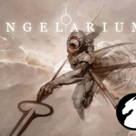 Angelarium Playing Cards. The intriguing and beautiful world of Angels