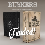 Buskers Playing Cards by Mana. The definitive campaign