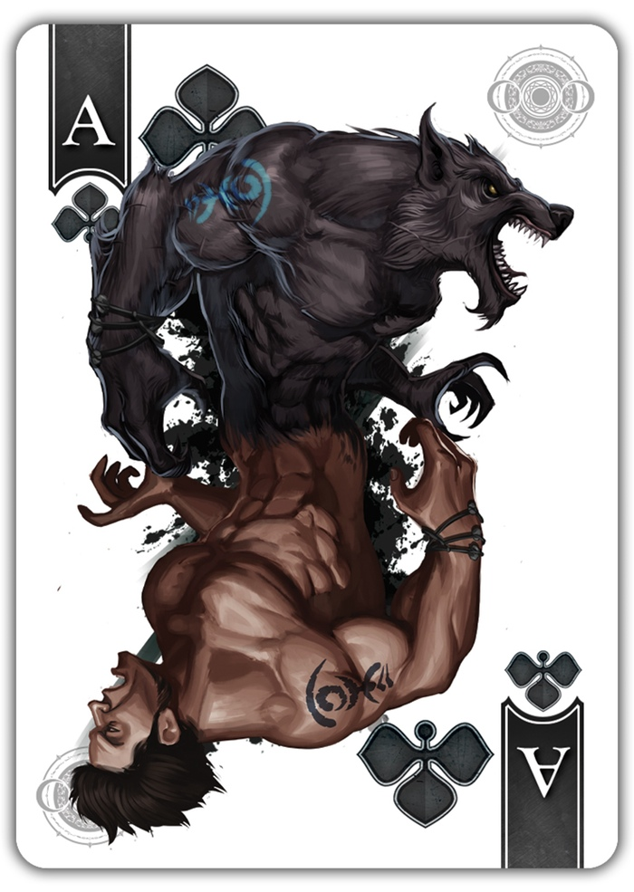 Full Moon Cards Full Moon Deck is Dedicated to