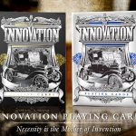 Innovation Playing Cards. When the ideas became a Revolution
