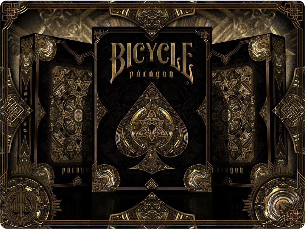 Bicycle Gold Playing Cards Bicycle Bike Review