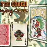 Aztec Codex Playing Cards. The Ancient Culture with a fun and colorful touch