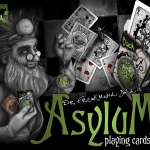 The dark side of Kickstarter. A light at the end of the tunnel: Back to Asylum. Deep INTERVIEW and PROMOTION for readers.