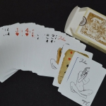 ARTE deck by Pr1me. The vision of the great masters in each card
