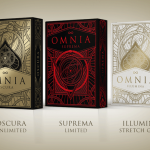 Omnia Playing Cards. Ancestral inspiration with modern design