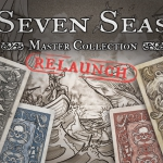 Relaunch of the Seven Seas Master Collection Playing Cards. The definitive campaign for the definitive collection