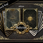 INDICTUS Playing Cards. You will sell your soul to the devil to get it
