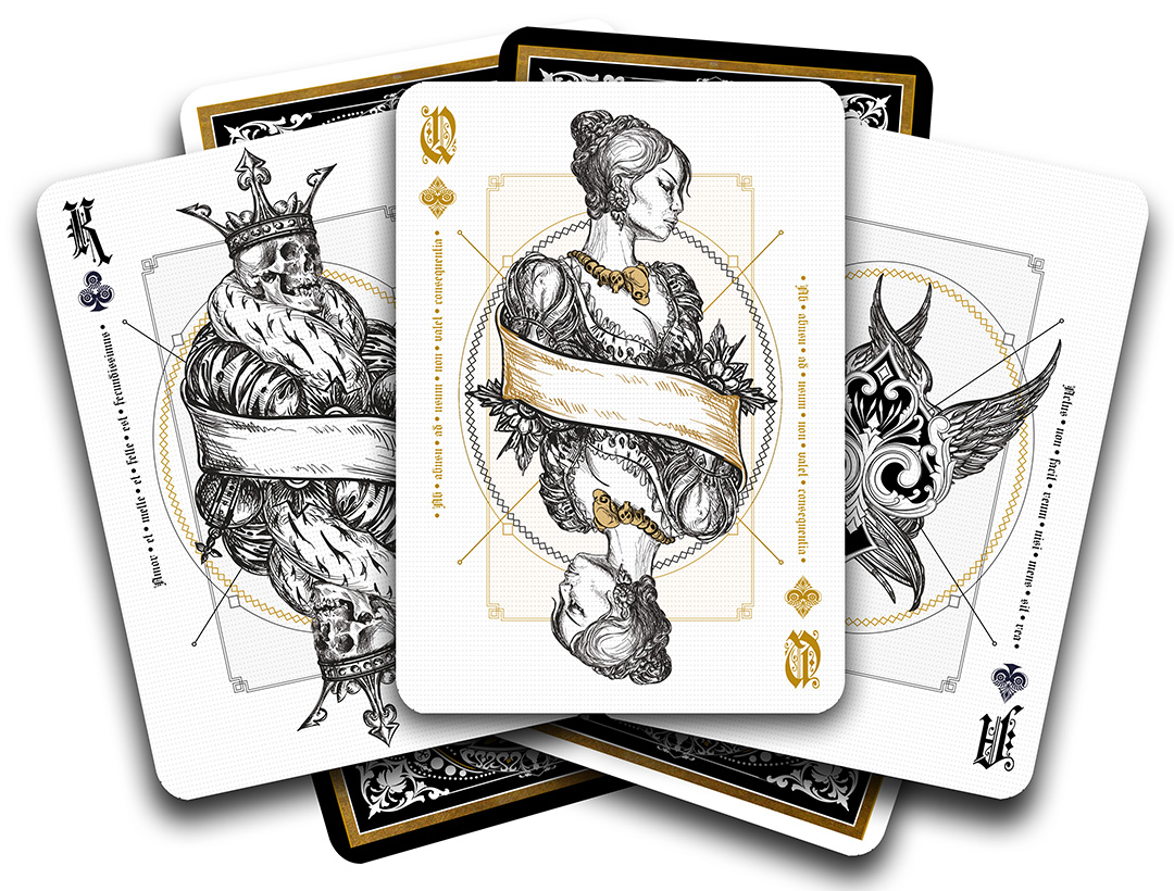 About poker cards