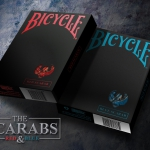 BICYCLE SCARAB decks. The power of the sacred beetle