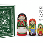 "RUSSIAN FOLK ART ""SPECIAL EDITION"" Playing Cards. Let's celebrate this launch with vodka"