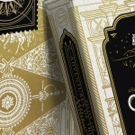 DON QUIXOTE vol.1 Playing Cards. The Ingenious launch by Cellar Window