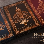 INCEPTION Playing Cards launch. The search for knowledge has begun