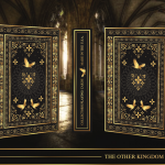THE OTHER KINGDOM Playing Cards. Magic golden birds will alight on your shoulder