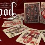 THE SISTERHOOD OF BLOOD Playing Cards. Twelve bloodthirsty women