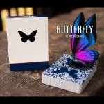 BUTTERFLY Playing Cards. The most beautiful insect for the most beautiful magic