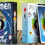 PIPMEN WORLD Playing Cards. The Pipmen Universe in your hand