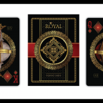 ROYAL Playing Cards. The new style of Natalia Silva, the portraitist of the kingdom