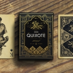 DON QUIXOTE VOL. 2 Playing Cards. Clavileño will fly to success
