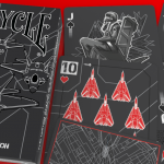 BICYCLE AIR SQUADRON Playing Cards. A design deck inspired by combat aircraft