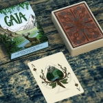 GAIA Playing cards. The most natural beauty
