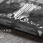 IRON HORSE Playing Cards. In your place, I would get them, stranger!