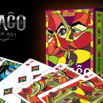 VIZAĜO Playing Cards. Fill your face with joy and color