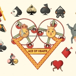 BICYCLE WIND-UP Playing Cards. Have fun with these toys from the past