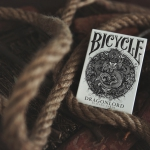 BICYCLE DRAGONLORD Playing Cards. The great symbol of traditional Chinese culture
