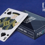 ESSENTIA Playing cards. Traditional inspiration with an original style
