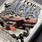 TOP ACES OF WWI Playing Cards . A tribute to the first World War pilots